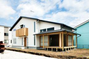 相模台の家