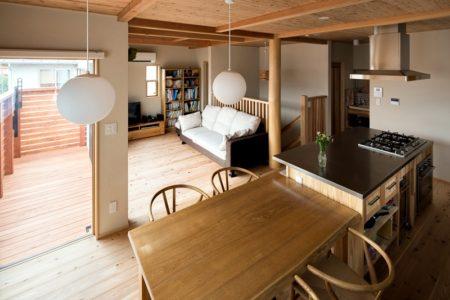 料理教室ができる家